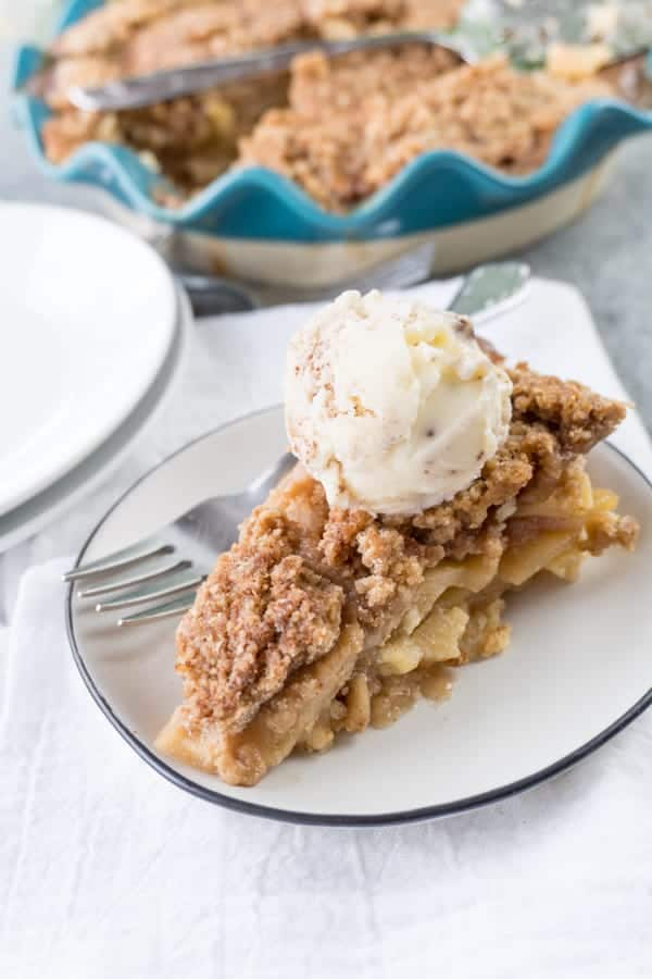 Apple Crisp Pie Check out these 7 delicious Holiday Pies- both traditional and non-traditional!