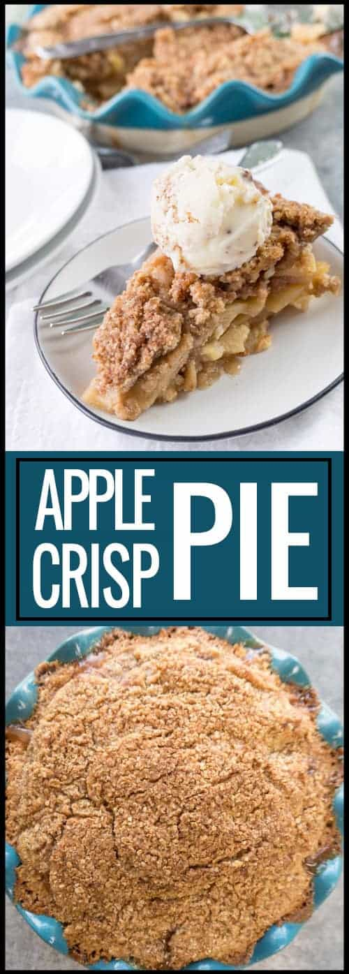 Easy to make apple pie!