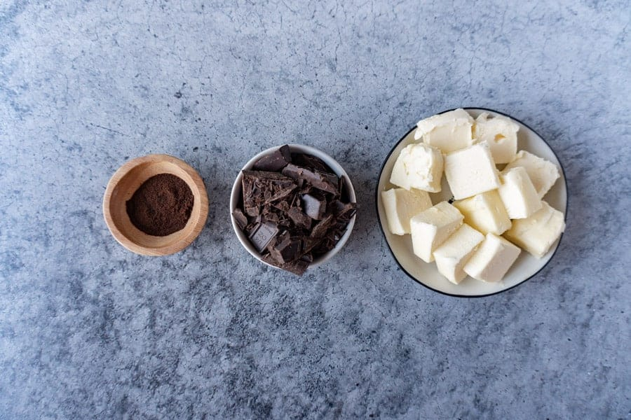 Brownies from Scratch Ingredients