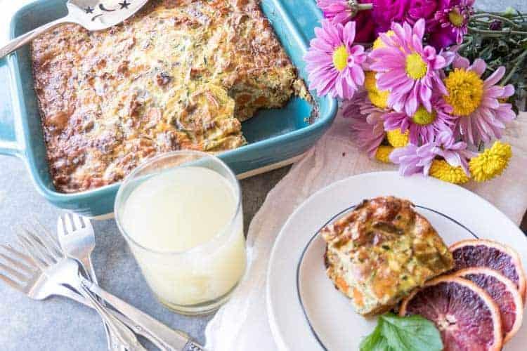 Gf breakfast casserole