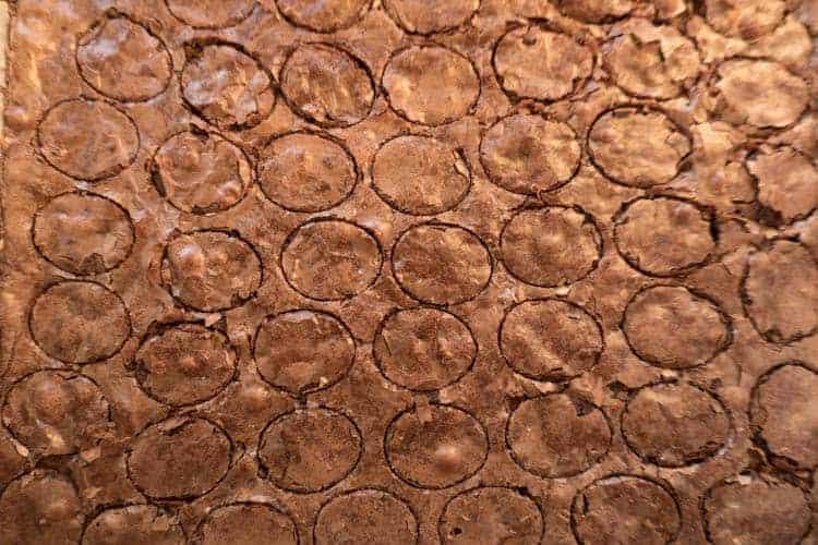easy to make brownie bites