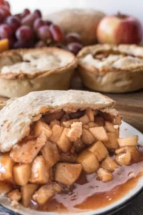 Mini Apple Pies