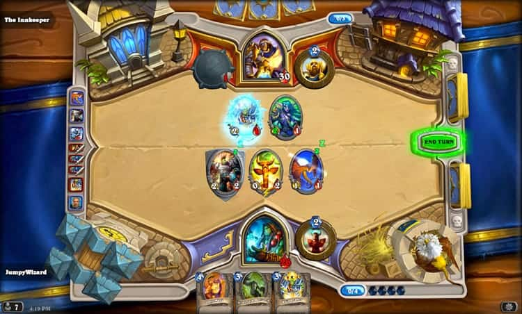 Hearthstone Card Game