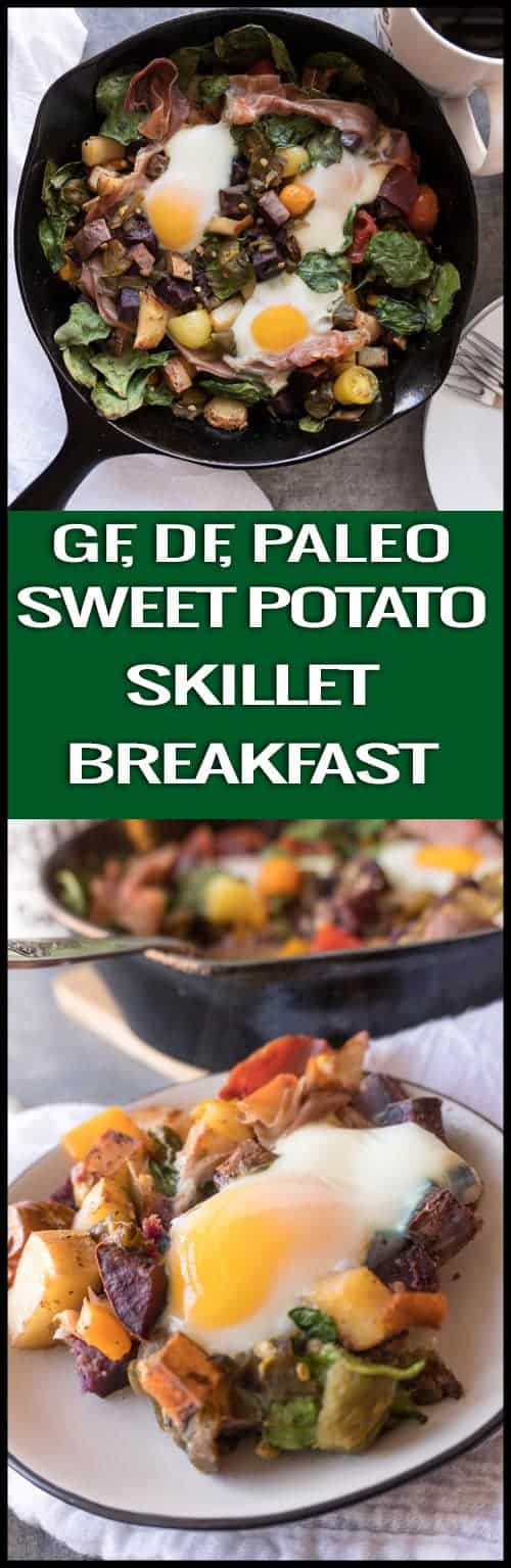 Sweet Potato Skillet Breakfast