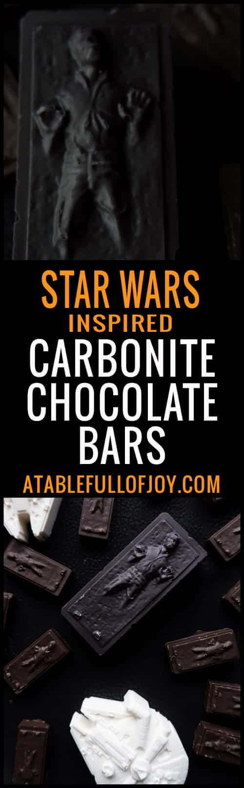 Star Wars Chocolate Bars