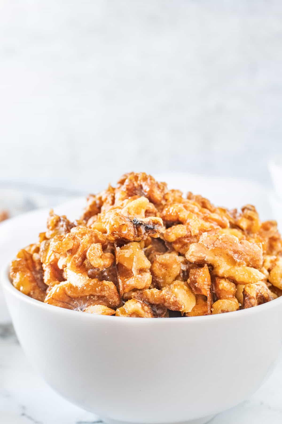 Candied Walnut