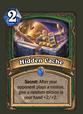 Hidden Cache Cupcakes