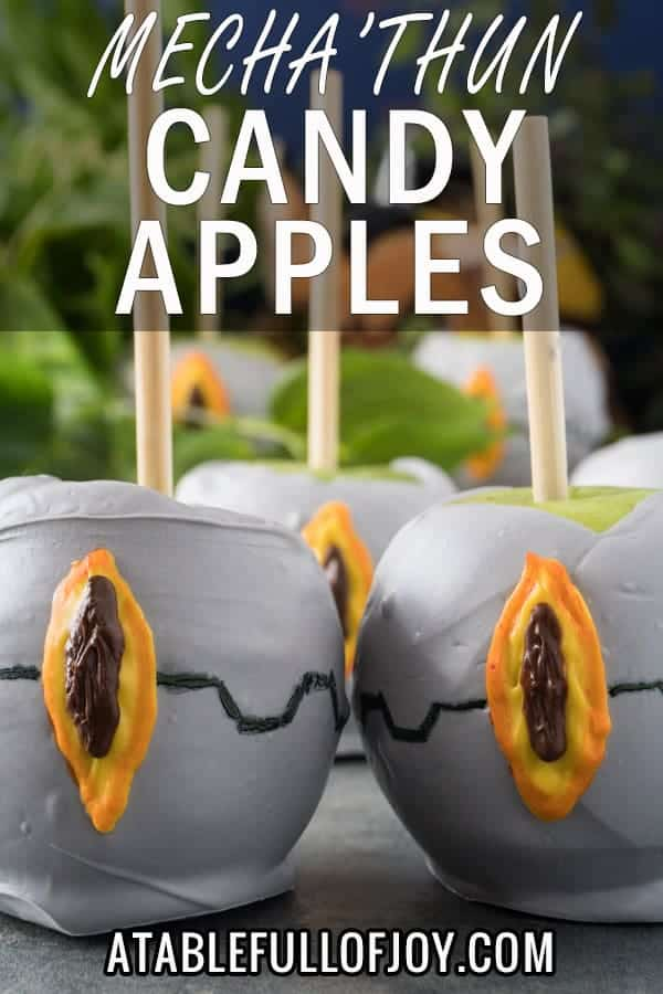 C'thun Candy Apples