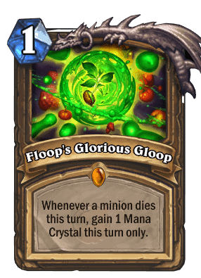 Floop's Glorious Gloop HS Card