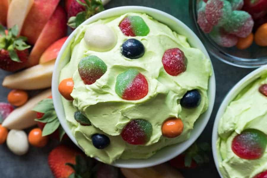 Fruit Dip with Cool Whip
