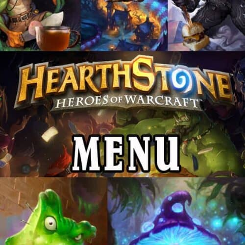 Hearthstone-Menu-Roundup