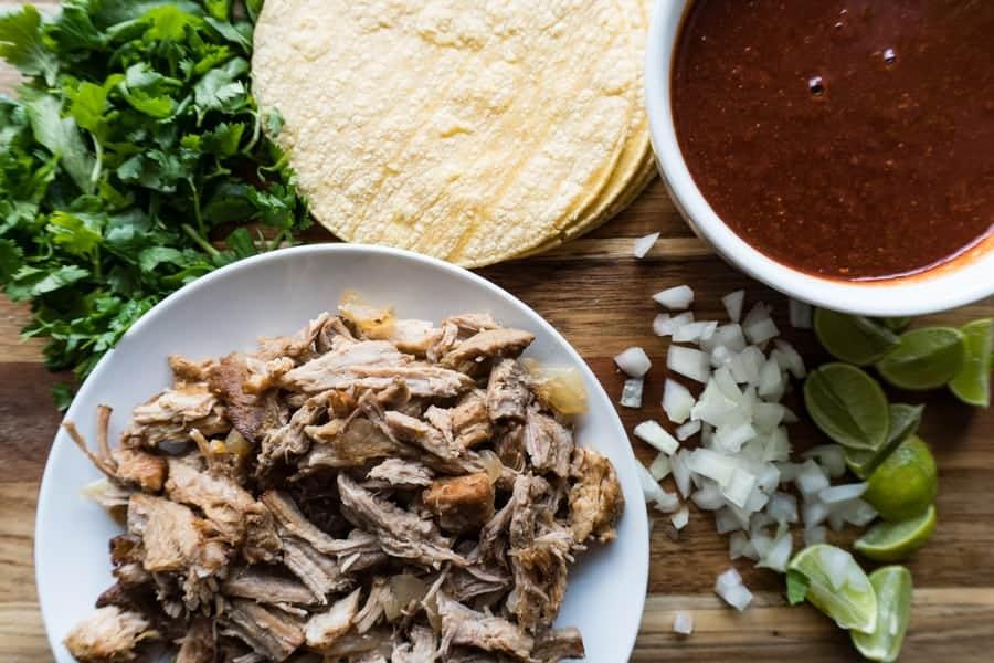 Carnitas Tacos Step 4 Make Tacos