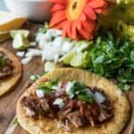 Carnitas TacosCarnitas Tacos