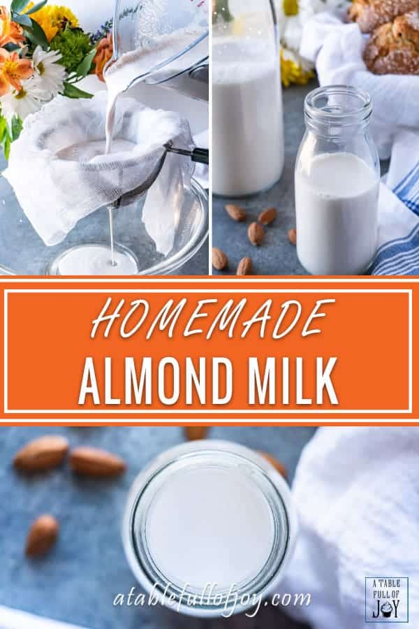 Almond Milk Pin Image