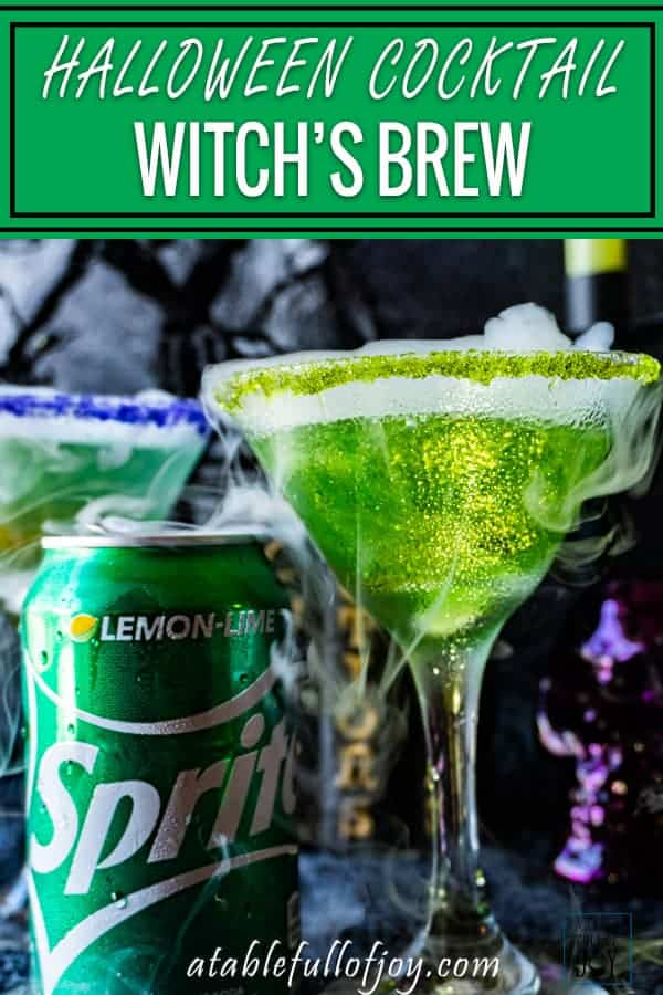 Witch's Brew Pinterest Pin